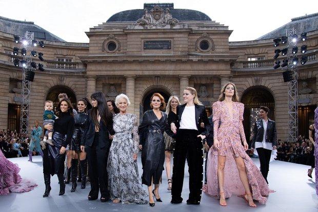 Loreal paris moda haftası