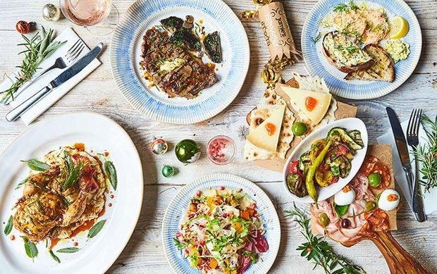 Jamie Oliver'ın yılbaşı sofrası