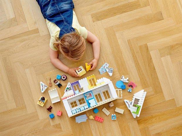 LEGO® DUPLO® Modüler Oyun Evi (10929)