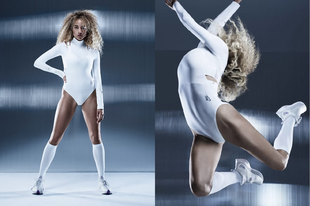 Nike City Ready koleksiyonu beyaz body