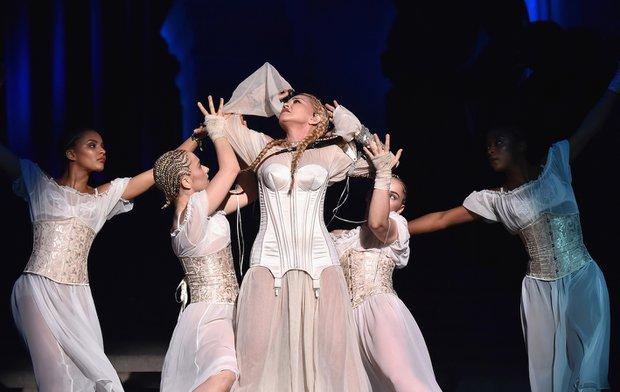 Madonna Met Gala 2018 performansı