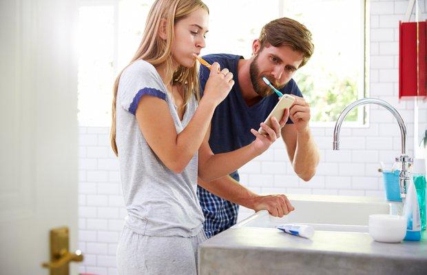 Diş sağlığını korumak için diş fırçalama