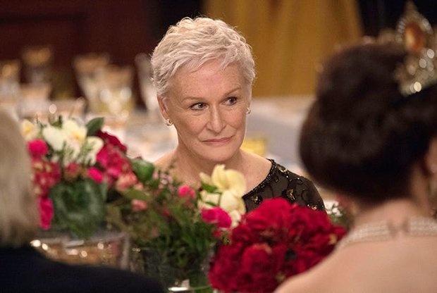 Glen Close - The Wife