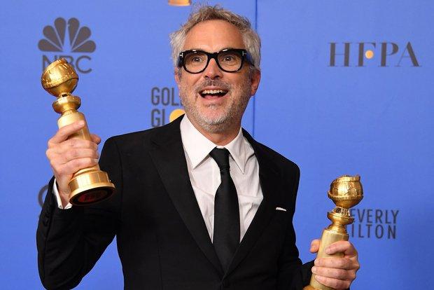 Alfonso Cuarón, Roma