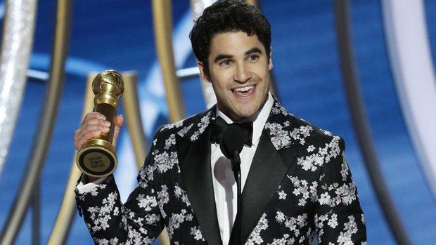 Mini Dizi ya da TV Filmi Dalında En İyi Erkek Oyuncu: Darren Criss