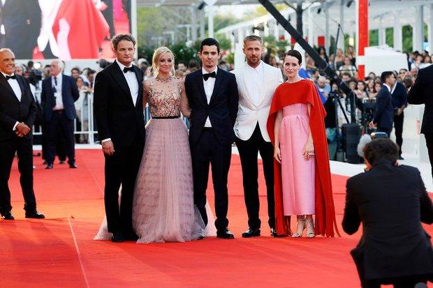 75. Venedik Film Festivali açılış günü