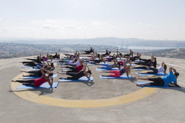 rael pilates istanbul workshop
