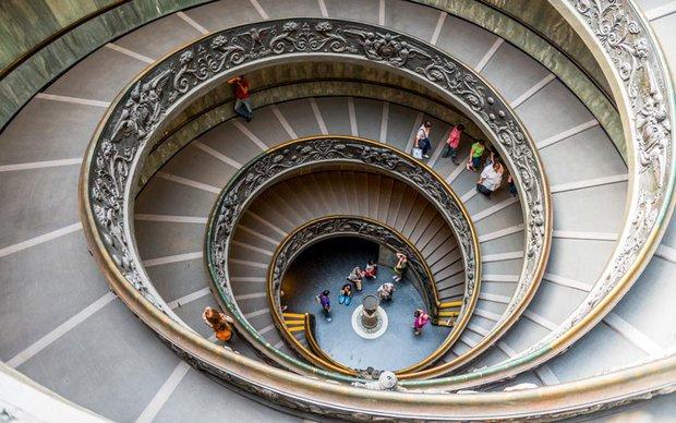 Vatikan Müzeleri, Vatikan