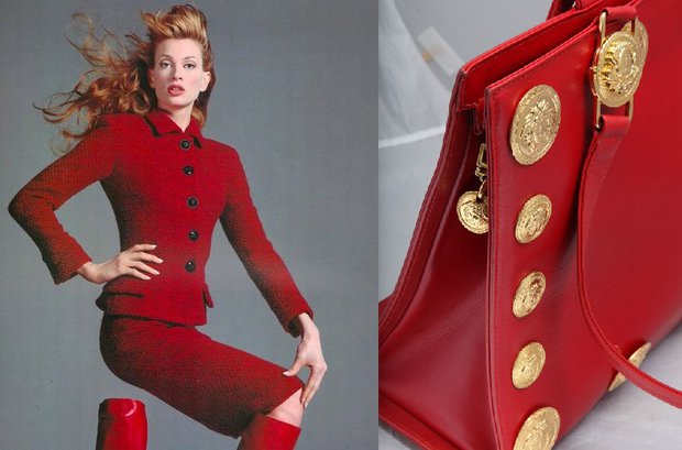 Gianni Versace Vintage Suit