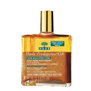 NUXE, cilt, saç ve vücut bakımını tek bir üründe birleştiriyor: Huile Prodigieuse 45