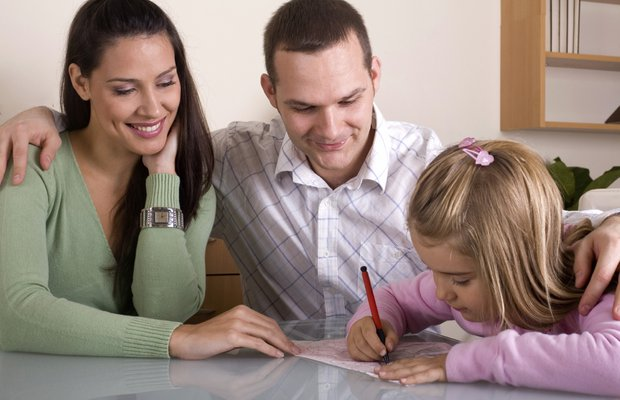 aile mutlu odev ustun yetenekli