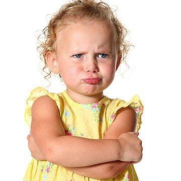 2 yaş sendromunda öfke kontrolü