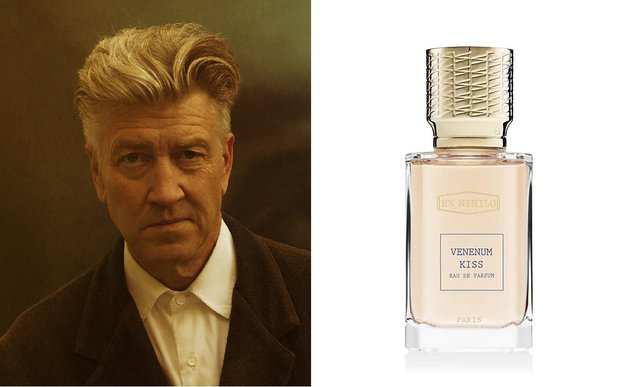 David Lynch için Venenum Kiss