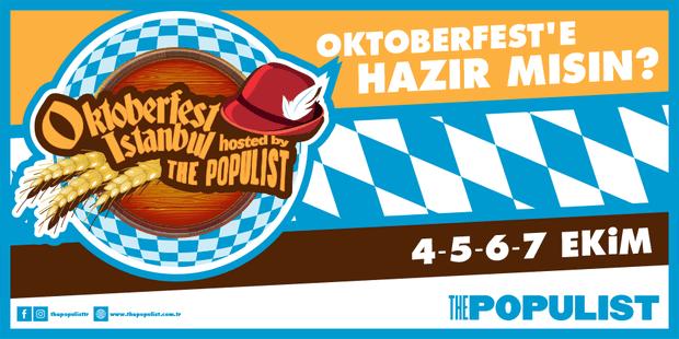 Octoberfest İstanbul festival tarihi
