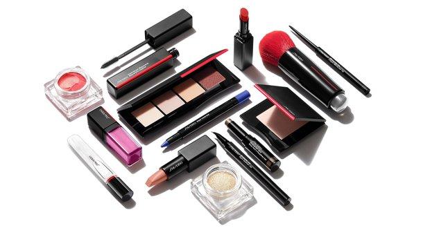 Shiseido tüm koleksiyon
