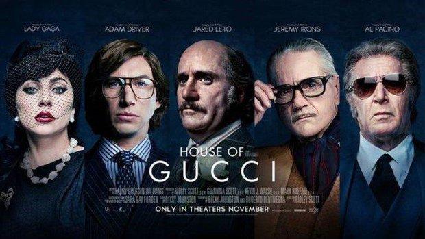 House of Gucci (Gucci Ailesi) kadrosu