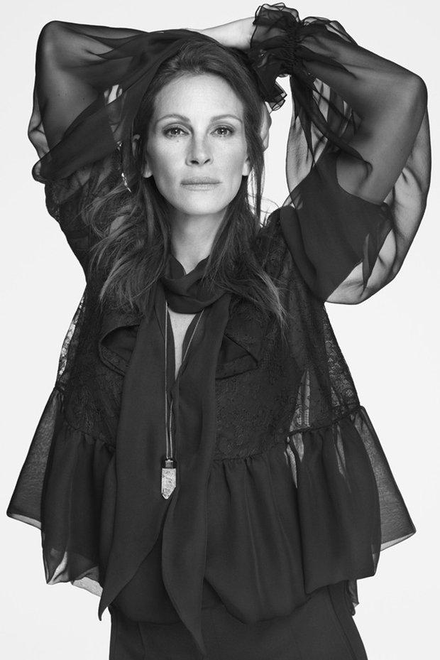 julia roberts givenchy 2015 ilkbahar yaz kampanya yuzu