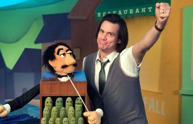 Jim Carrey sunar: Mr. Jeff Pickles