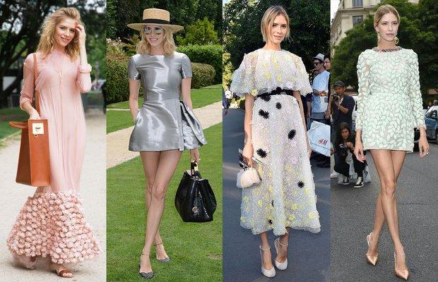 lena elena perminova stil tarz moda ikonu unlu 0