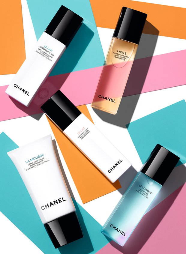 Chanel The Cleansing Collection