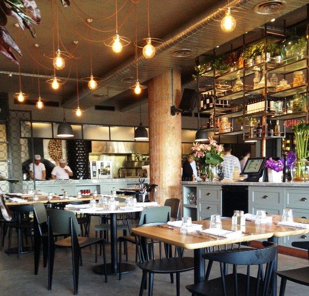 colonie bistro bar karakoy restoran
