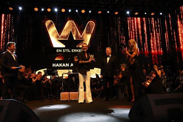 7. Watsons Güzellik ve Kişisel Bakım Ödülleri Gecesi Hakan Akkaya