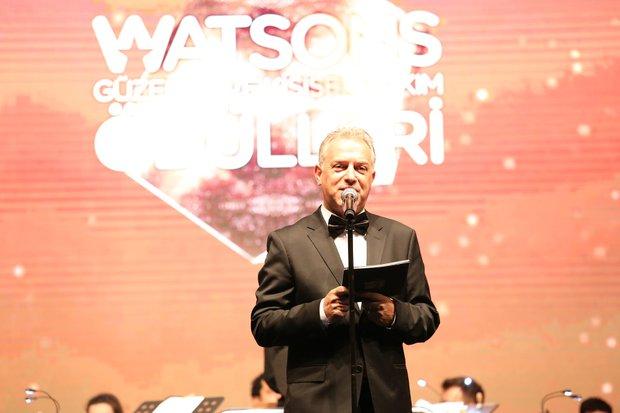 7. Watsons Güzellik ve Kişisel Bakım Ödülleri Gecesi - Mete Yurddaş