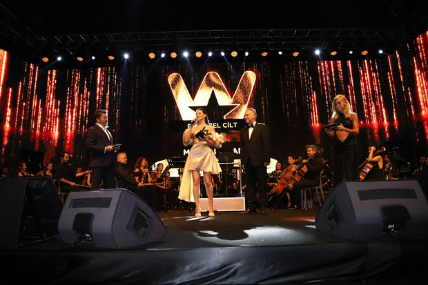 7. Watsons Güzellik ve Kişisel Bakım Ödülleri Gecesi - Müjde Uzman