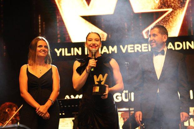 7. Watsons Güzellik ve Kişisel Bakım Ödülleri Gecesi - Ayşe Begüm Onbaşı