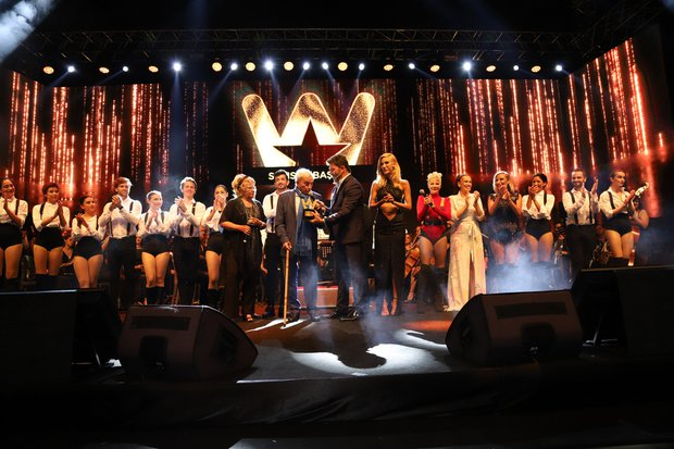 7. Watsons Güzellik ve Kişisel Bakım Ödülleri Gecesi - Haldun Dormen