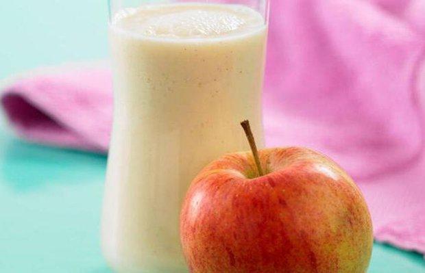 Mide yanmasına iyi gelen besinler: Soğuk süt, elma