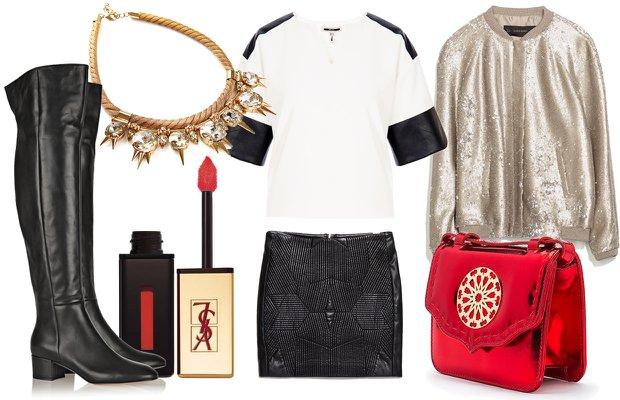 davet yilbasi 2015 yeniyil kombin oneri moda ne giyilir