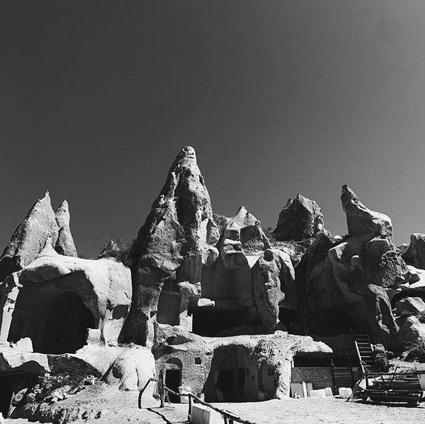 Bella Hadid Kapadokya Paylaşımı