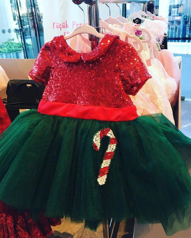 PNR Baby & Kids - Kız çocuklar için yılbaşı elbisesi