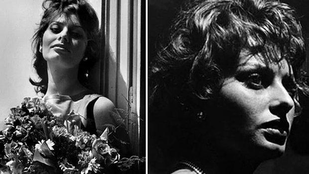 Sophia Loren | Fotoğraf: Ara Güler