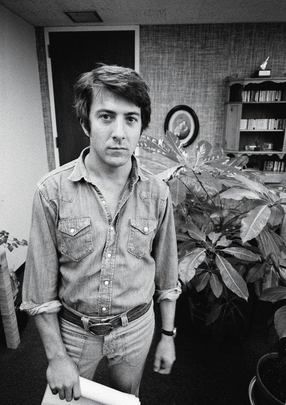 Dustin Hoffman | Fotoğraf: Ara Güler
