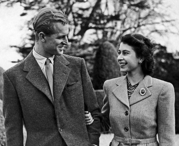 Prens Philip ve Kraliçe Elizabeth