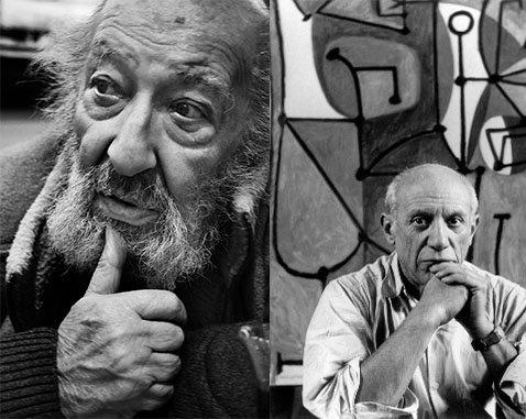 Ara Güler | Picasso