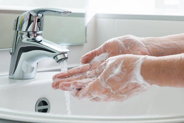 Elleri yıkamanın önemi