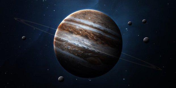 Jüpiter: Zenginlik gezegeni