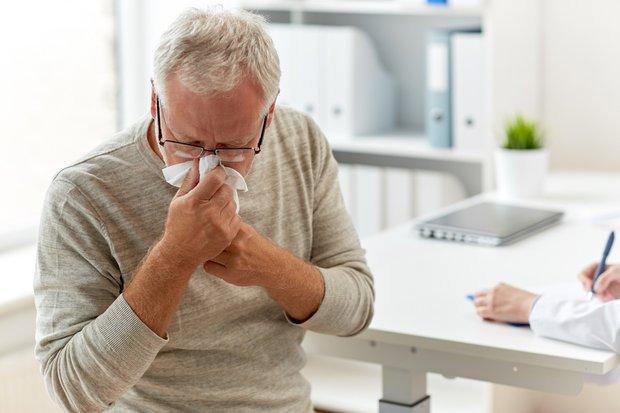 Yetişkinlerde bahar alerjisi