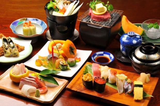 Japon mutfağı sunum teknikleri
