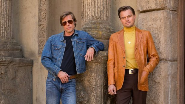Brad Pitt & Leonardo DiCaprio (Once Upon A Time In Hollywood)