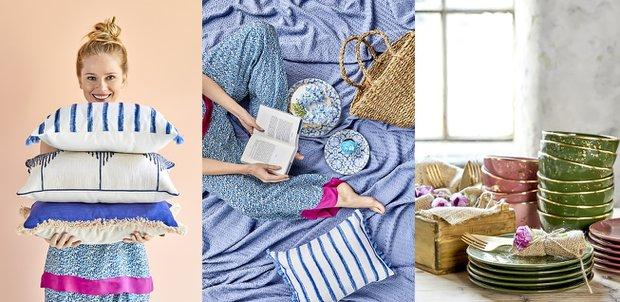 Evinize renk katacak dekoratif eşyalar - Bella Maisonn