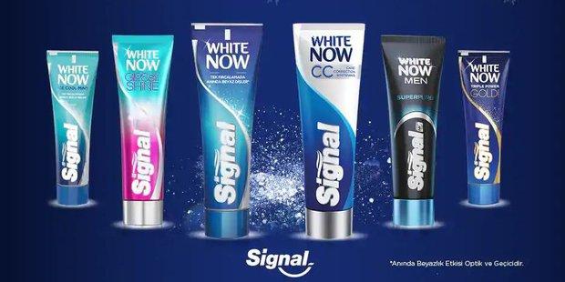 signal white now serisi