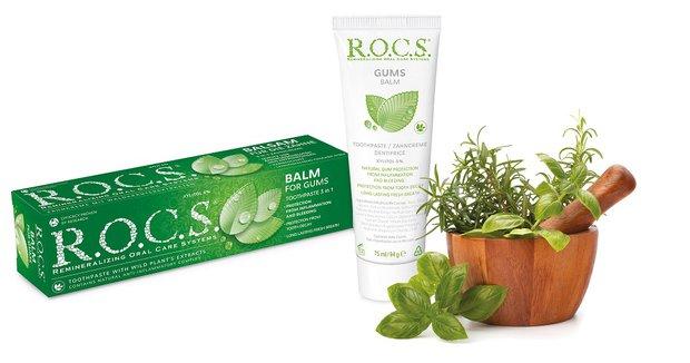 R.O.C.S. Gum Balm (Diş Eti İçin Balsam)