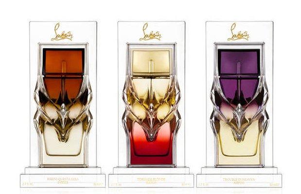 Christian Louboutin parfümlerinin etkisindeyiz!