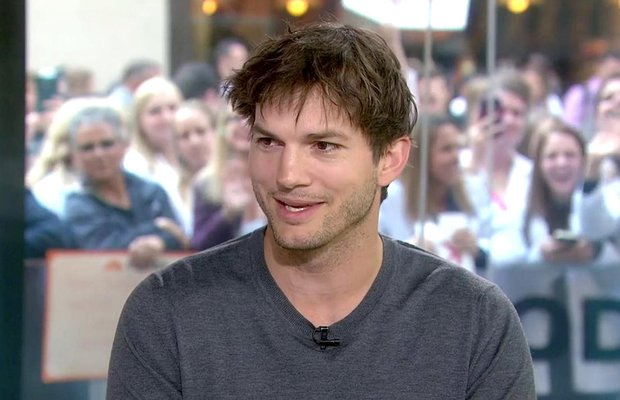 ashton kutcher the today show
