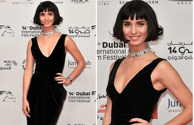 Tuba Büyüküstün Dubai Film Festivali'nde!