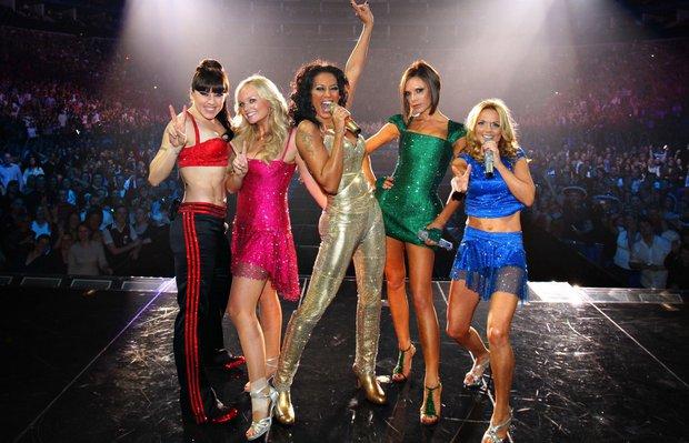 Spice Girls spot ışıklarına geri dönüyor